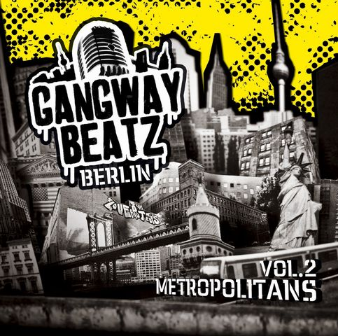 Gangway Beatz Vol 2 CD Cover