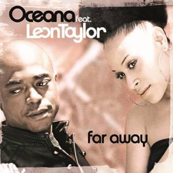Oceana feat. Leon Taylor CD Cover