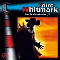 POINT WHITMARK 29: Der Seelenkünder CD Cover