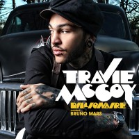 "Travie McCoy ""Billionaire"" CD Cover"