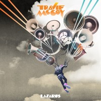 Travie McCoy Lazarus CD Cover