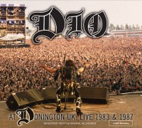 Dio at Donnington CD Cover