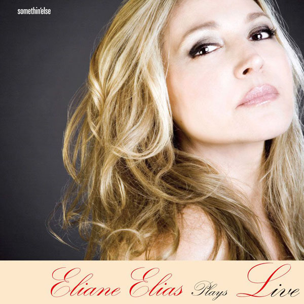 Eliane-Elias CD Cover