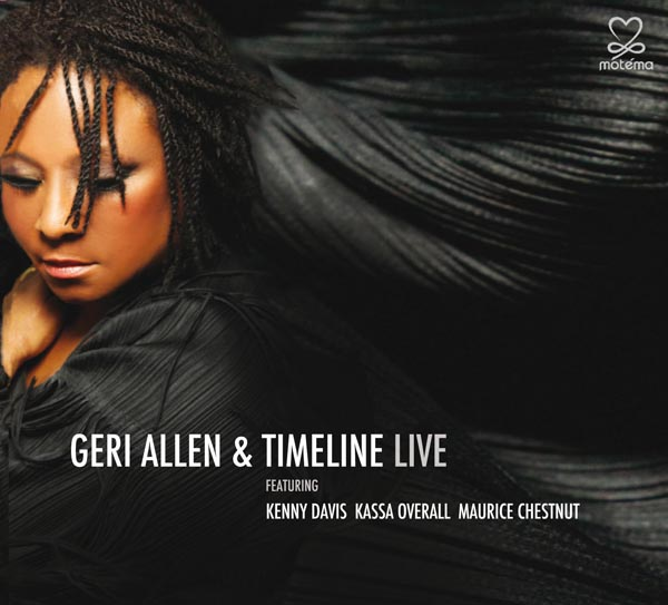 Geri Allen & Timeline - Live CD