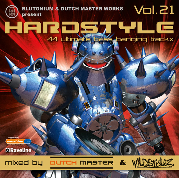 Hardstyle-CD-21-CD-Cover