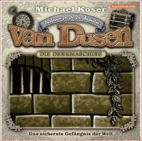 Van-Dusen-Das_Sicherste_Gefängnis_Der_Welt CD Cover