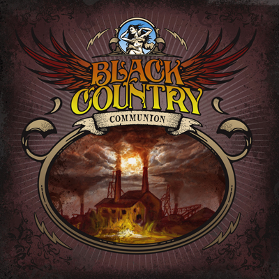 Black Country Communion CD Cover