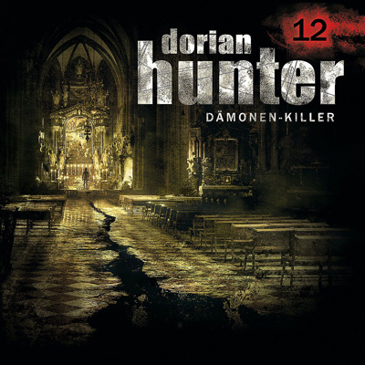 DORIAN-HUNTER-DAEMONENKILLER CD Cover