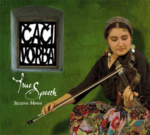 Caci-Vorba-True-Speech CD Cover