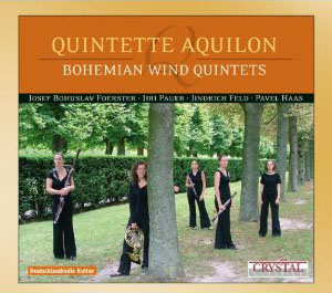 Quintette-Aquilon CD Cover