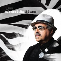 "Joe Lovano - Us Five  ""Bird Songs"" CD Cover"