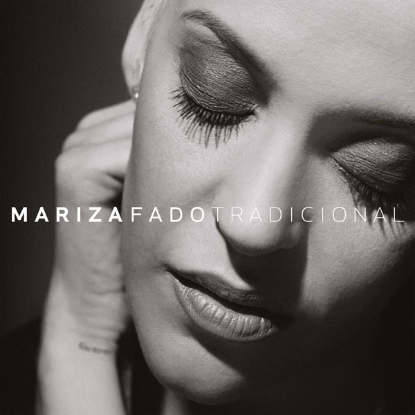 "MARIZA ""FADO TRADICIONAL"" CD Cover"