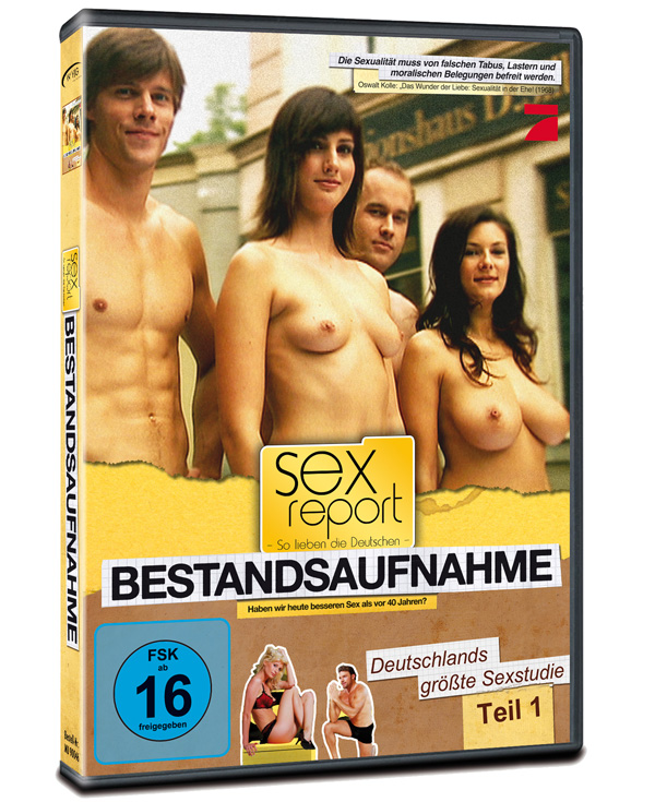 SEX Report DVD Cover
