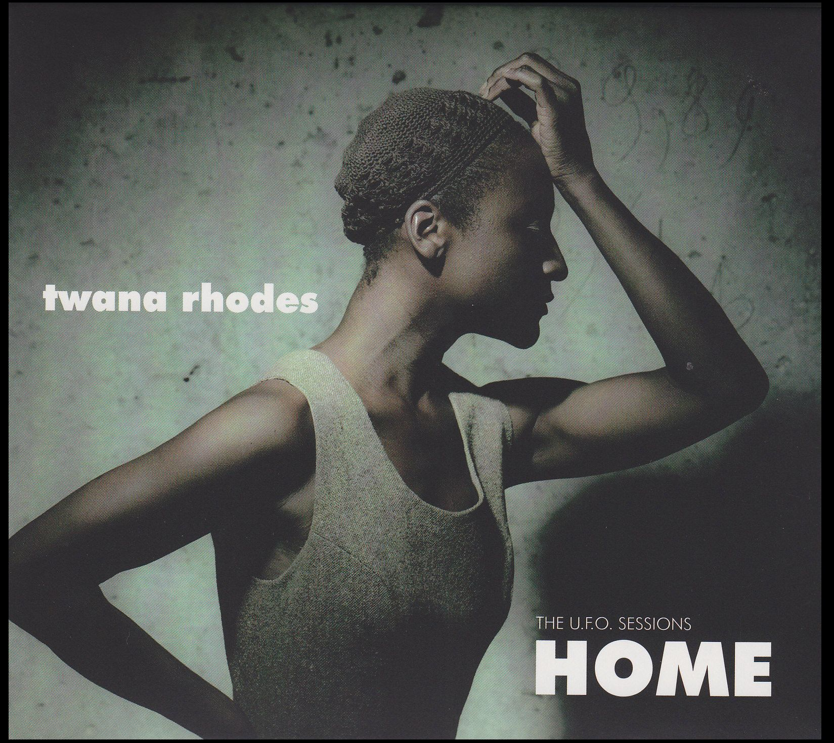 "Twana Rhodes ""Home"" CD Cover"
