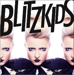 Blitzkids_Blinded CD Cover