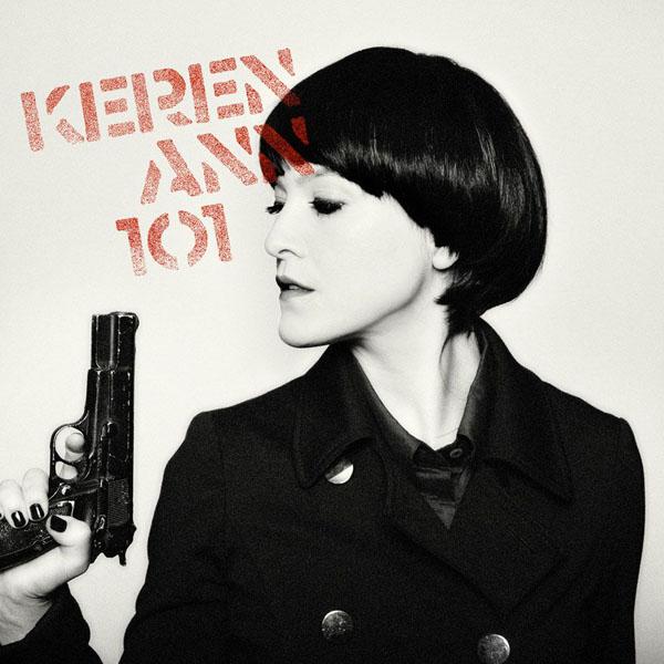 """KEREN ANN """"101"""" CD Cover"""