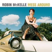 Robin-McKelle-Mess-Around CD Cover