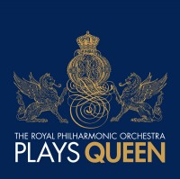 The Royal Philharmonic Orchestra Plays Hits of QUEEN CD Cover