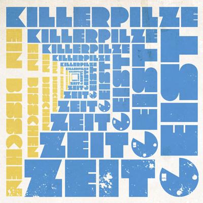 Killerpilze Ein bisschen Zeitgeist CD Cover Artworks
