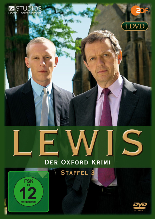 Lewis DVD Cover