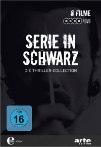 SERIE IN SCHWARZ DVD Cover