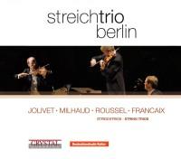 Streichtrio-Berlin Cover CD