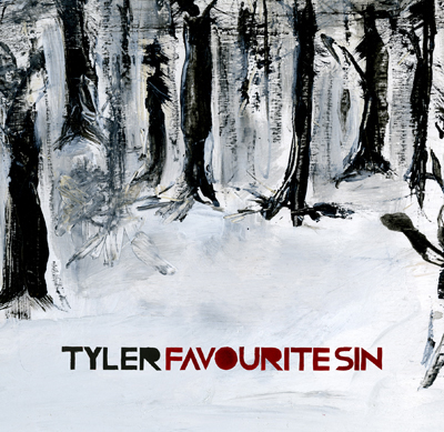 "Tyler ""Favorite Sin"" CD Cover Artworx"