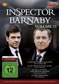 Inspector-Barnaby-Vol-11 DVD Cover