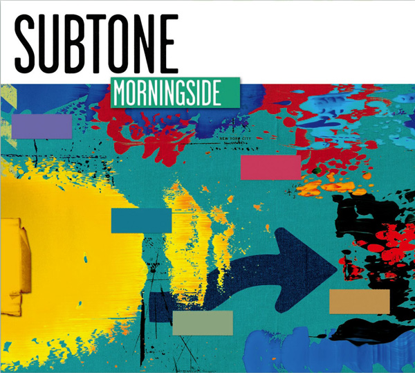 Subtone-Morningside CD Cover Artworks