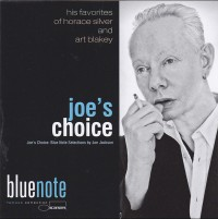 Joes-Choice CD Cover