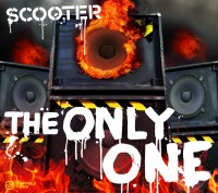 SCOOTER The Only One CD Cover