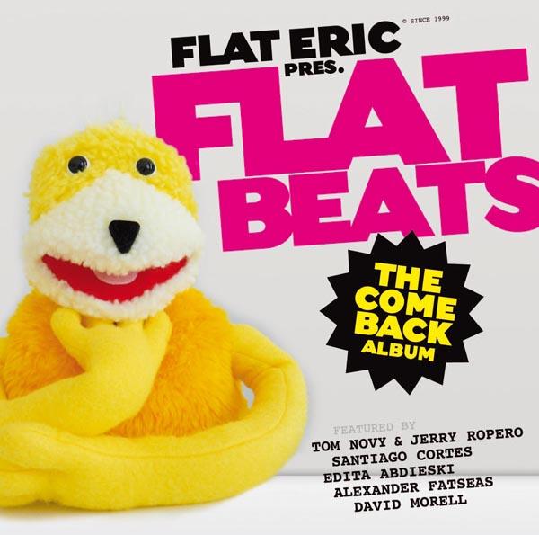 Flat Eric CD Cover
