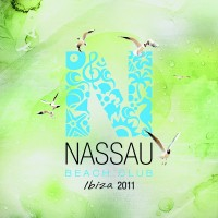Nassau Beach Club Ibiza Cover CD