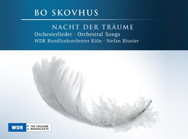 BO-SKOVHUS CD Cover Artwork
