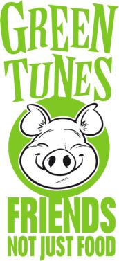 Greentunes-Festival Plakat