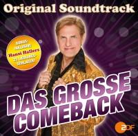 """Hansi Haller """"Das große Comeback"""" Soundtrack Cd Cover"""