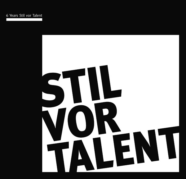 Stil vor Talent CD Cover Artworks
