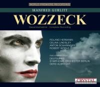 Wozzeck - Manfred Gurlitt CD Cover