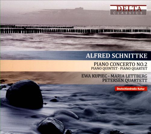 Alfred Schnittke Piano Concerts