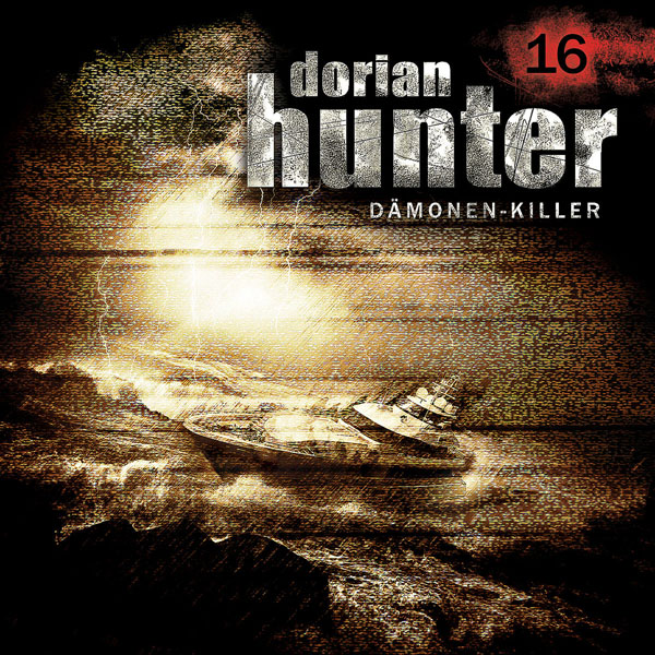 DORIAN HUNTER Dämonen Killer CD Cover