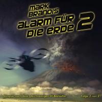 Mark Brandis - Alarm für die Erde CD Cover