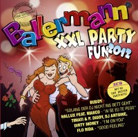 Ballermann XXL Party Fun 2012 CD Cover
