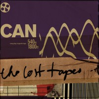 CAN - The Lost Tapes CD Cover