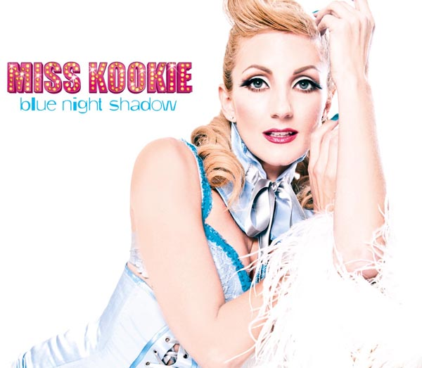 Miss-Kookie-Blue-Night-Shadow CD Cover Artwork