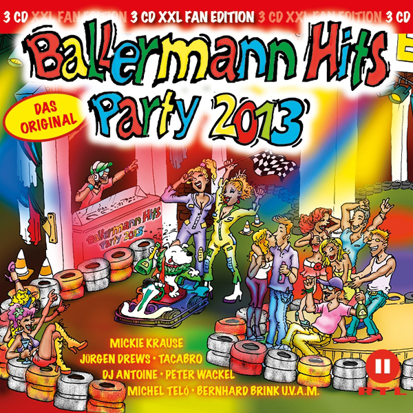 BALLERMANN HITS PARTY 2013