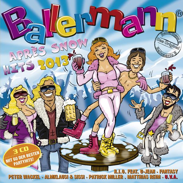 Ballermann Après Snow Hits 2013