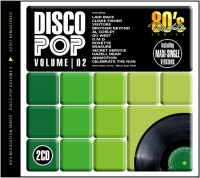 DISCO POP VOLUME 2 Cover CD