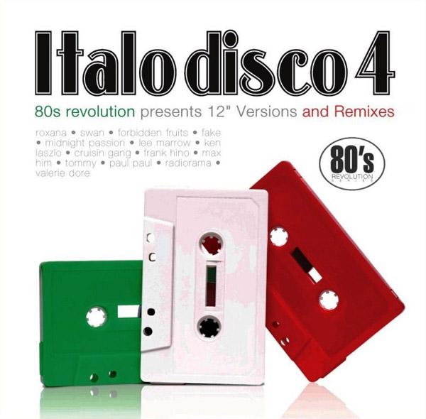 """""""Italo Disco Vol. 4"""" Compilation"""