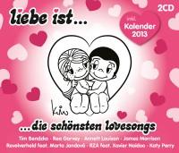 Liebe ist… Die schönsten Lovesongs
