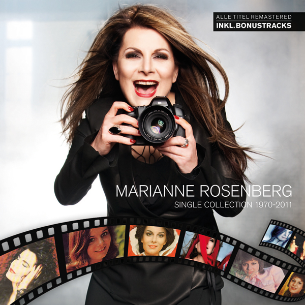 "MARIANNE ROSENBERG ""Die Single Collection – 1970-2011"""